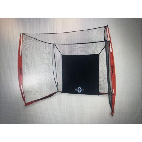 BowNet 8' Cube Portable Net Baseball Softball Sports Net