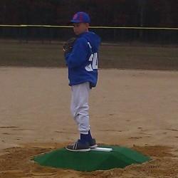 12u Youth Portable Pitching Mound Lightweight