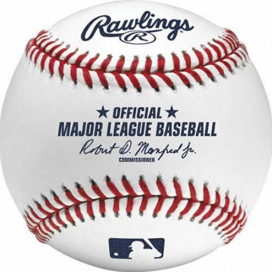 (1) Dozen ~ 12 Rawlings Official Major League Baseball Game Ball Robert Manfred