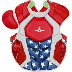 All-Star Sports S7 Axis Adult Baseball Softball Catcher Chest Protector, USA