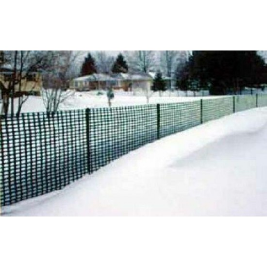 100' Sports Plastic Fence Kit, Baseball Outfield Fences