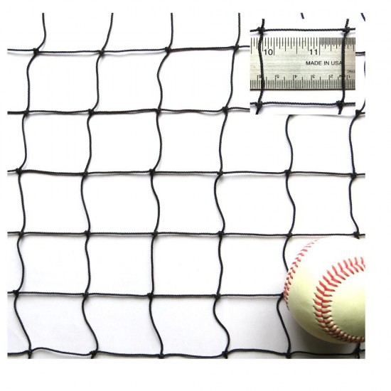 12' X 100' Nylon Netting, #12 X 1-3/4