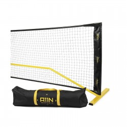 A11N Portable Pickleball Net System, Designed for All Weather Conditions with...