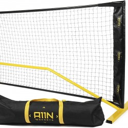 A11N Portable Pickleball Net System Designed for All Weather Conditions Metal...