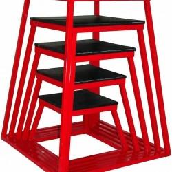 Ader Plyometric Platform Box Set- 12