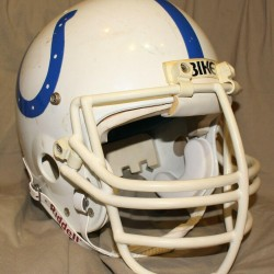 1985 INDIANAPOLIS COLTS, CHRIS HINTON STYLE, BIKE AIR POWER,