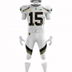 American Football Uniforms Set of 11  Custom Sublimation All Sizes  XS, S, M, L,