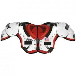 Douglas CP Series PCQK Adult Football Shoulder Pads - QB / WR / K, New