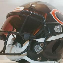 Chicago Bears full size helmet/vicis zero 1