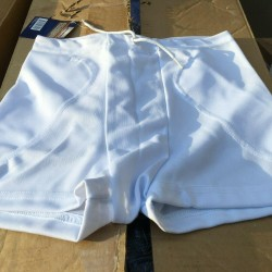 Approx Lot of 150 pieces - Champro Adult Football Girdle FPG3AS White Adult