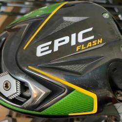 Callaway Epic Flash 10.5* Driver w/ Project X HZRDUS Regular Flex 2801