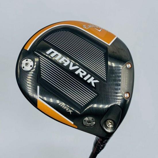 Callaway Mavrik Max Driver 10.5* UST Helium 4F3 Regular Flex RH +HC