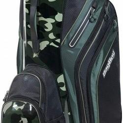 Bag Boy Shield Cart Bag (Camo/Black/Hunter, 10.5