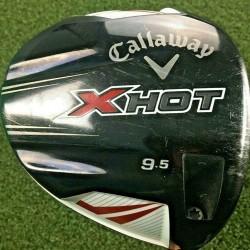 Callaway X Hot Driver 9.5* RH / Project X Regular Graphite ~45.5