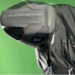 Cleveland Launcher HB Turbo Driver 9* Regular R-Flex Miyazaki 5R + Cover #80901