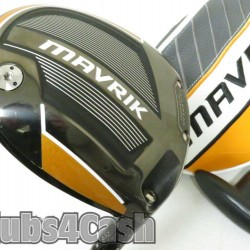 Callaway Mavrik Driver 10.5* UST Mamiya Helium 4FI +Cover .. LADIES  NEW