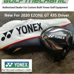 Yonex EZONE GT 435 Driver (arriving daily, custom built) New 2020 Model