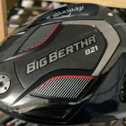Callaway Big Bertha B21 9* Driver with RCH 55 Stiff Flex 0708