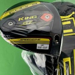 Cobra KING SZ Speedzone Driver 10.5* Regular R-Flex UST Helium 5F3 NEW #81854
