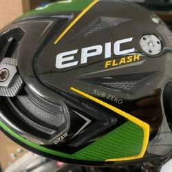 Callaway Epic Flash 9* Driver w/ Fujikura Speeder 76 X-Flex 2204
