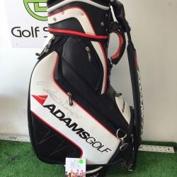 Adams Golf Staff Bag Signed By Bernhard Langer