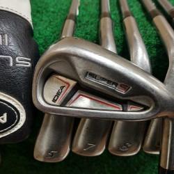 Adams Idea Super Golf Hybrid/Iron Set 3H,4H,5-PW Graphite Regular Flex