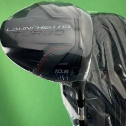 Cleveland Launcher HB Turbo Driver 10.5* Stiff S-Flex Miyazaki 5S + Cover #80903