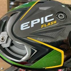 Callaway Epic Flash Sub-Zero 10.5* Driver w/ Mamiya VTS 6SX Shaft 0702
