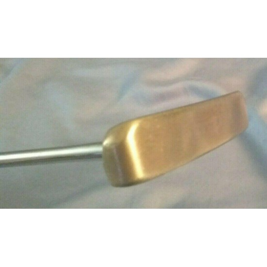 #0510-30 Classic/ Vintage PING O-Blade Putter (85029 Zip Code) (1966-1967) Pro-Only Grip. 34.5 in