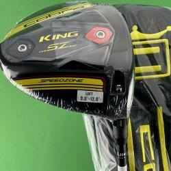 Cobra KING SZ Speedzone Driver 10.5* Senior A-Flex UST Helium 4F2 NEW #81854