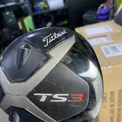 Used Titleist Ts3 8.5 Degree Graphite Stiff Golf Drivers