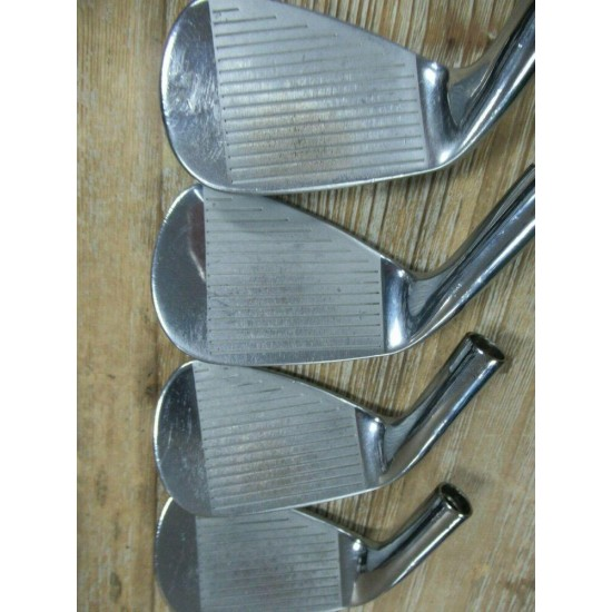 '19 SINGLE DOT TOUR ISSUE CALLAWAY APEX PRO FORGED IRON SET 3 - PW  *HEADS ONLY*