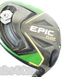Callaway Epic Flash Driver 9* Fujikura Pro 72 Stiff Flex NO Cover  JUNIOR