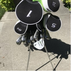 Junior Right Handed HP20 Uniflex 12 Pieces Clubs (Full Set)
